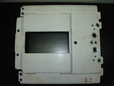 DIVERTER SWITCH SIDE PLATE(NGEF TRANSFORMER)