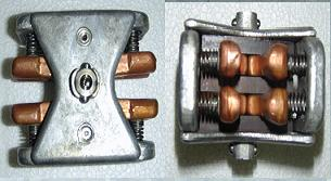 ON LOAD TAP CHANGER SELECTOR SWITCH TWIN MOVING CONTACT